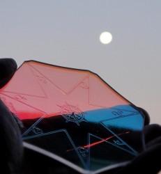 Syvstjerne til Måne relation